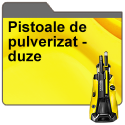 Pistoale de pulverizat - Duze