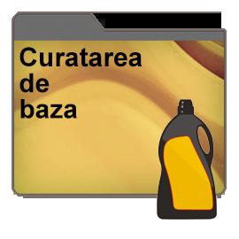 Detergenti pentru curatarea de baza