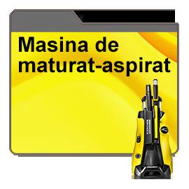 Masini de maturat-aspirat