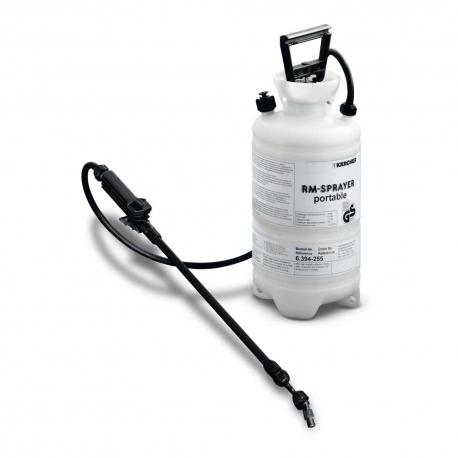 Pulverizator detergent portabil