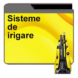 Sisteme de irigare-Pistoale