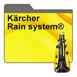Sistem irigare Kärcher Rain