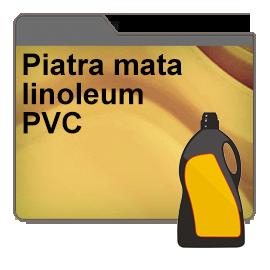 Piatra linoleum, PVC