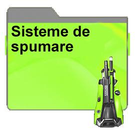 Sisteme de spumare