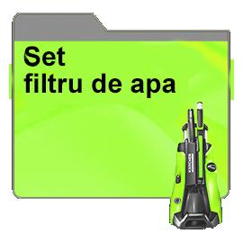 Set filtru de apa