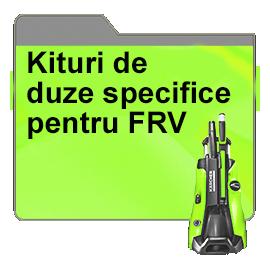 Kituri de duze specifice pentru FRV