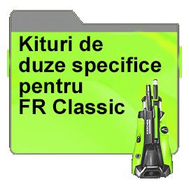 Kituri de duze specifice pentru FR Classic