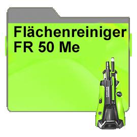 Flächenreiniger FR 50 Me