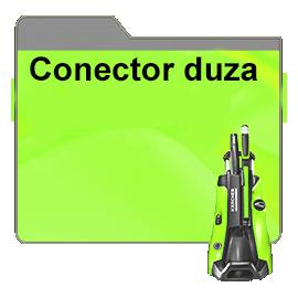 Conector duza
