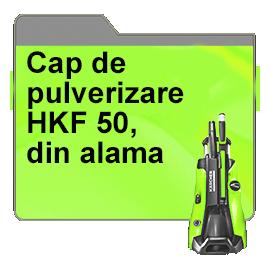Cap de pulverizare HKF 50, din alama