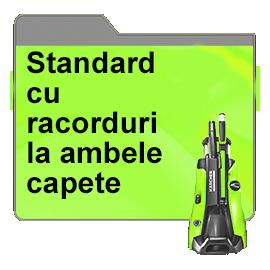 Standard cu racorduri la ambele capete