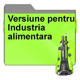 Versiune pentru industria alimentara