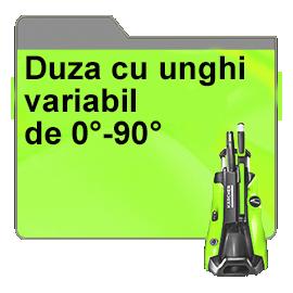 Duza cu unghi variabil de 0°-90°