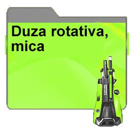 Duza rotativa, mica