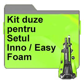 Kit duze pentru Setul Inno / Easy Foam