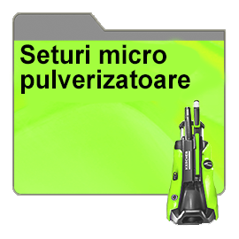 Seturi micro pulverizatoare